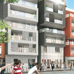Location Local commercial Aubervilliers 391 m²