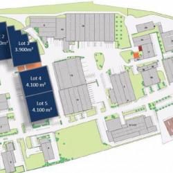 Location Entrepôt Toulouse 21100 m²