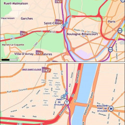 Location Bureau Saint-Cloud 326 m²
