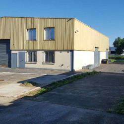 Location Local d'activités Sainte-Geneviève-des-Bois 528 m²