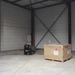 Location Entrepôt Plailly 2205 m²