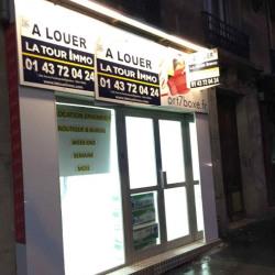 Location Local commercial Paris 20ème 30 m²