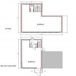 Location Bureau Créteil 105 m²