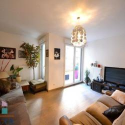 Appartement 60 m² avec jardin