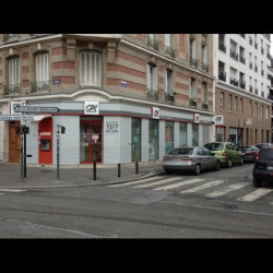 Location Local commercial La Plaine Saint Denis 115 m²