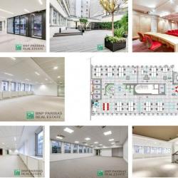 Location Bureau Paris 17ème 2101 m²