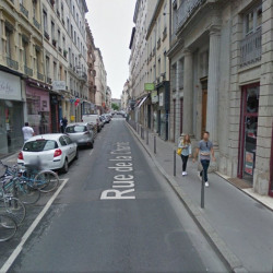 Cession de bail Local commercial Lyon 2ème 53 m²