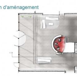 Location Bureau Paris 13ème 2927 m²