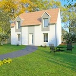 Maison  5 pièces + Terrain  184 m² Asnières-sur-Oise