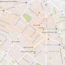 Location Local commercial Paris 3ème 32 m²