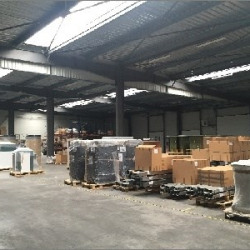 Vente Local d'activités Villemoirieu 2300 m²