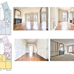 Location Bureau Paris 8ème 1250 m²