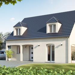 Maison  3 pièces + Terrain  646 m² Auxerre