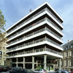 Location Bureau Paris 16ème 585 m²