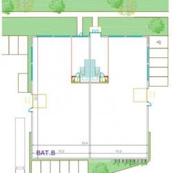 Vente Local d'activités Bois-d'Arcy 1270 m²