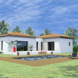 Maison  3 pièces + Terrain  450 m² Nîmes