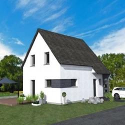 Maison  5 pièces + Terrain  370 m² Urschenheim