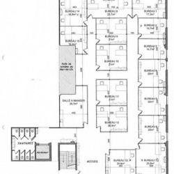 Location Bureau Neuilly-sur-Marne 192 m²