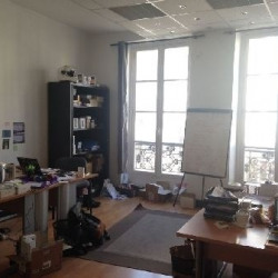 Location Bureau Paris 2ème 101 m²