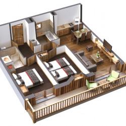 photo appartement neuf L'Alpe d'Huez