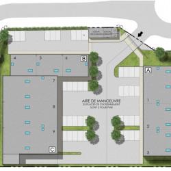 Location Local d'activités Villejust 240 m²