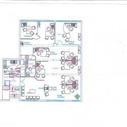 Vente Bureau Nancy 164 m²