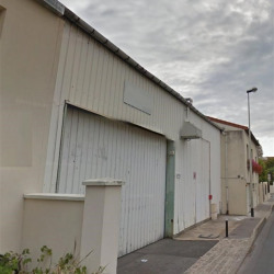 Location Entrepôt Courbevoie 850 m²