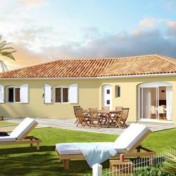 Maison  3 pièces + Terrain  1330 m² Saint-Germain-les-Vergnes