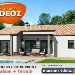 Maison  4 pièces + Terrain  724 m² Gauriaguet