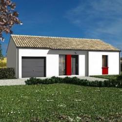 Maison  3 pièces + Terrain  4000 m² Mauprévoir