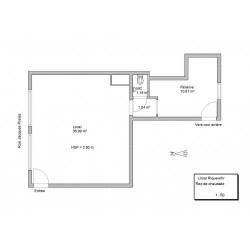 Cession de bail Local commercial Riquewihr 55 m²