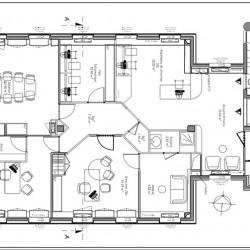 Vente Bureau Lyon 6ème 140 m²
