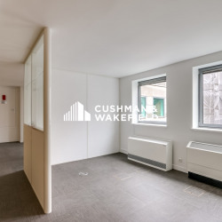 Location Bureau Paris 9ème 500 m²