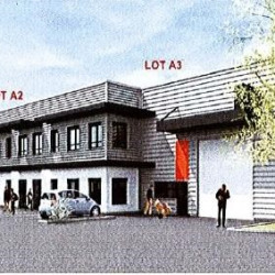 Location Local d'activités Saint-Priest 473 m²
