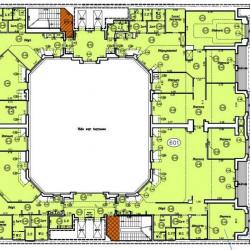 Location Bureau Paris 8ème 1380,2 m²