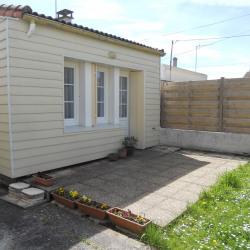 Maison 2 pièces avec jardin