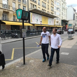 Cession de bail Local commercial Paris 16ème 324 m²