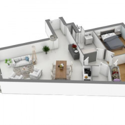 photo appartement neuf Les Sables-d'Olonne