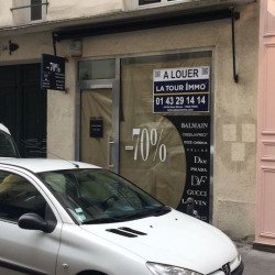 Location Local commercial Paris 6ème 28 m²