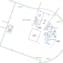 Location Bureau Mérignac 1029 m²