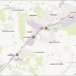 Location Local d'activités Coignières 1798 m²