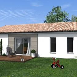 Maison  5 pièces + Terrain  750 m² Capian