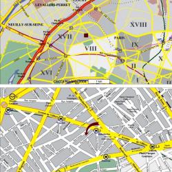 Location Bureau Paris 17ème 210 m²