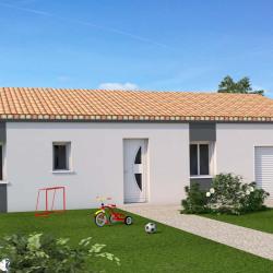 Maison  4 pièces + Terrain  900 m² Chantonnay