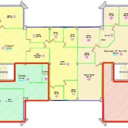 Location Bureau Bron 871 m²