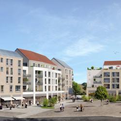 Location Local commercial Jouy-le-Moutier 266 m²