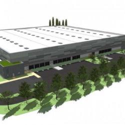 Location Entrepôt Gerzat 4800 m²
