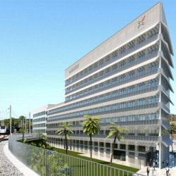 Location Bureau Nice 11246 m²