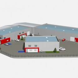 Location Local d'activités Portes-lès-Valence 403 m²