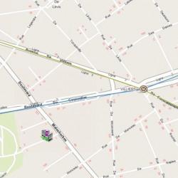 Location Bureau Paris 8ème 1751 m²